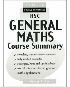 HSC General Maths Course Summary