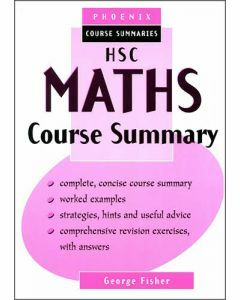 HSC Maths (2U) Course Summary (old syllabus)