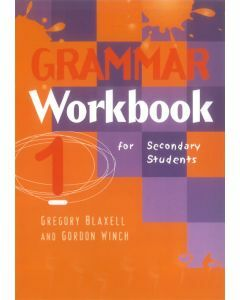 Grammar Workbook 1 for Secondary Students