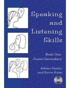 Speaking and Listening Book 1 Junior Secondary (+ CD)