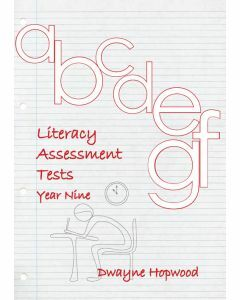 Literacy Assessment Tests Year 9