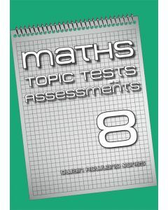 Maths Topic Tests and Assessments Year 8
