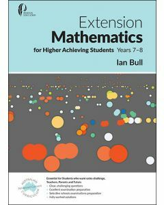 Extension Mathematics for Higher Achieving Students Years 7-8 2e