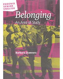 Belonging -   An area of study