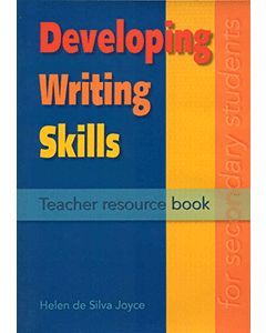 Developing Writing Skills Teacher Resource Book