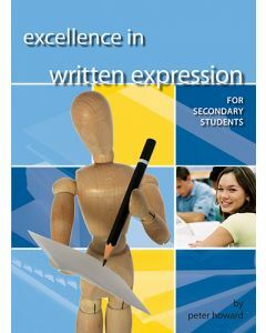 Excellence in Written Expression for Secondary Students
