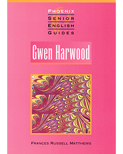 Gwen Harwood Phoenix Senior English Guide