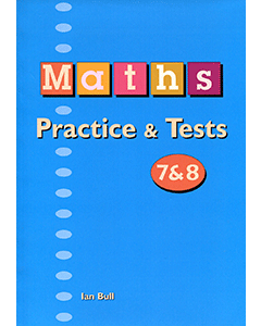 Maths Practice & Tests Years 7/8