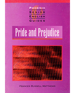 Pride and Prejudice Phoenix Senior English Guide