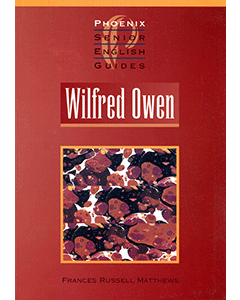 Wilfred Owen Phoenix Senior English Guide