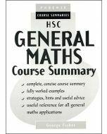 HSC General Maths Course Summary
