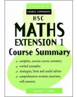 HSC Maths Extension I Course Summary
