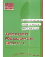 Phoenix English Skills: Teacher Resource Book 1